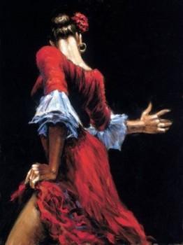 スペイン舞曲への絵画